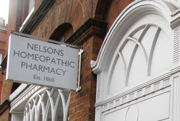Nelsons Homeopathic Pharmacy, London